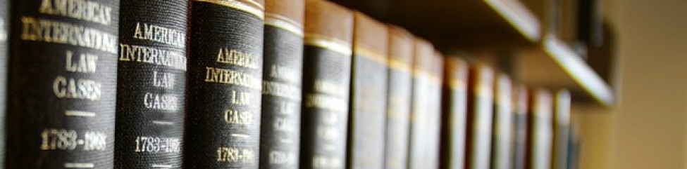 Image of cropped Bookcase ,Glendale Personal Injury Lawyer
